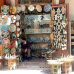 The old Medina market