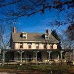 Paulsdale, the childhood home of suffragist Alice Stokes Paul