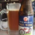 Good beers as well as good food..