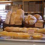 A selection of breads baked daily