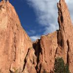 Garden of the Gods Foto