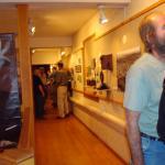 Inside the museum during the Craig Centennial