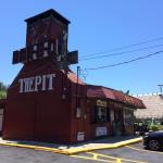 The Pit Bar-B-Q just east of Krome Ave on the Tamiami Trail.