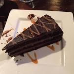Chocolate cake dessert! Yum