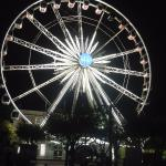 Famous Ferris Wheel- a must to ride