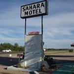 Sahara Motel Foto