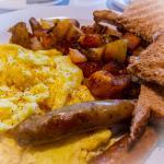 LewMarNels Complimentary Breakfast $7.99