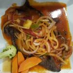 Billede af El Nuevo Caridad Restaurant