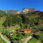 Estamos aos pés de um dos pontos mais famosos do Estado de São Paulo, a Pedra do Baú!