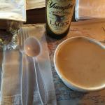 Best clam chowder we had!