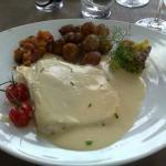 plat principal : poisson (raie)