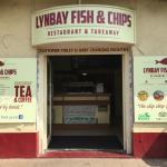 Lynbay fish and chip shop 2016