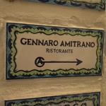 Sign near Capri Piazzetta.