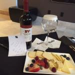 Unexpected treat awaited me in upgraded room....