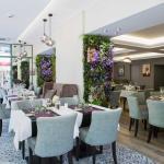 Le Garden - Verandda et salle du restaurant