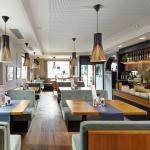 Neugestaltetes Café-Restaurant Klingler