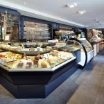 Kuchen- und Torten im Café-Restaurant Klingler