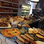 The delicious, fresh Italian food from Cuore.