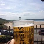 Great location with the best views in Woolacombe! Super friendly staff and fresh home tasty cook