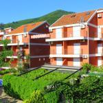Villa Bojana's front