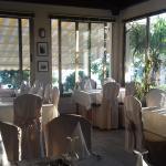 inside of restoran