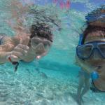 Lugar ideal para usar el Snorkel