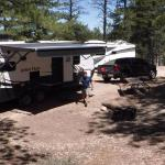 North Campground Foto