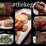 Our night at the keg!