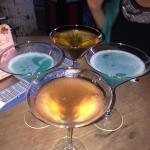 free martinis!