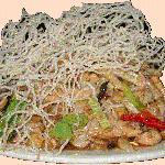 Tallarín Samsy,uno de nuestros mejores platos