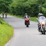 Scenic rides