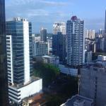 Vista desde el piso 20