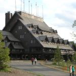 Old Faithful Inn-billede