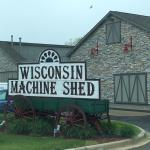 Machine Shed Foto