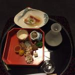 Delicious Dinner & Sake