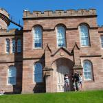 Including Castle in Inverness and town pics