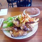1/2 piri-piri chicken