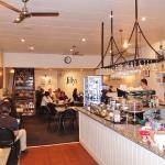 An enticing atmosphere with friendly staff