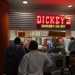 Dickey's at the Terminal C food court