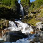 The Froda Waterfall