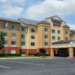 Fairfield Inn & Suites Springdale