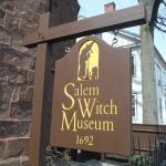 Salem Witch Museum (1692).