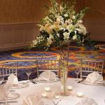Grand Ballroom Banquet Setup