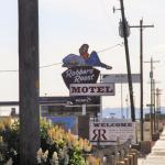 Robbers Roost Motel Foto