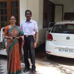 Nayana and Vijaykumar