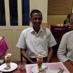 Nayana, Vijakumar and Gopala, the Yogi