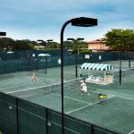 18 Har Tru tennis courts