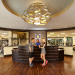 33,000 square foot Sports & Racquet Club
