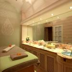 Cabine massage Riad Monceau