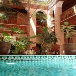 Riads Marrakech medina Riad Al Ksar